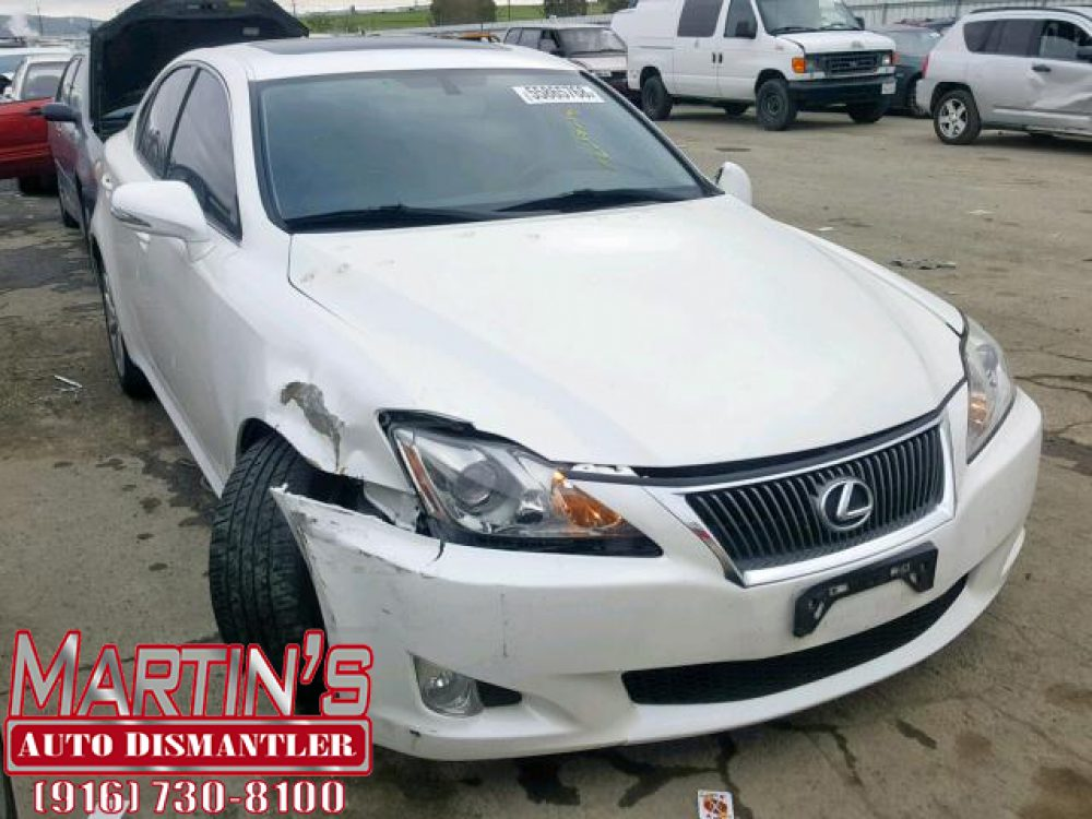 2009 Lexus is250 (FOR PARTS)