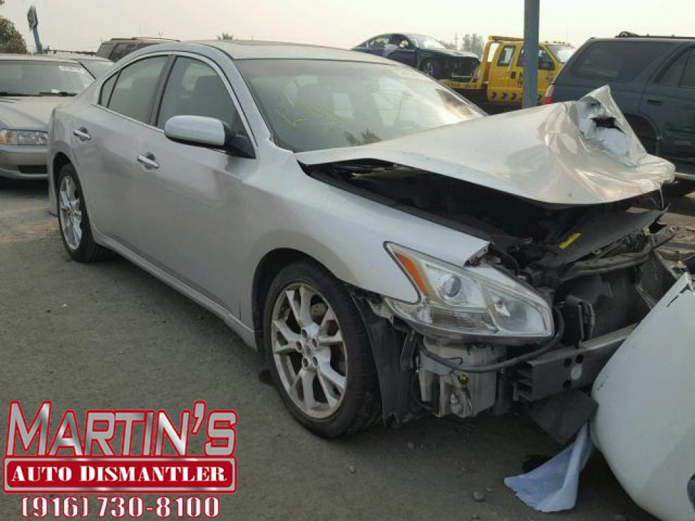 2013 Nissan Maxima S (FOR PARTS)