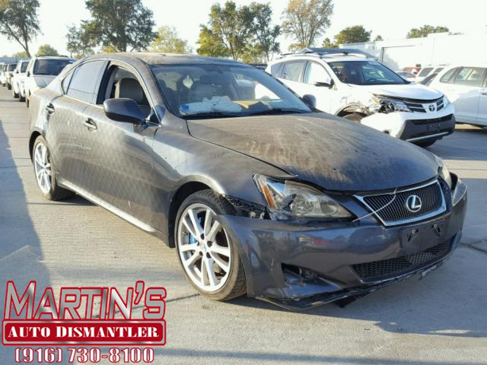 2007 Lexus IS 350 (FOR PARTS)