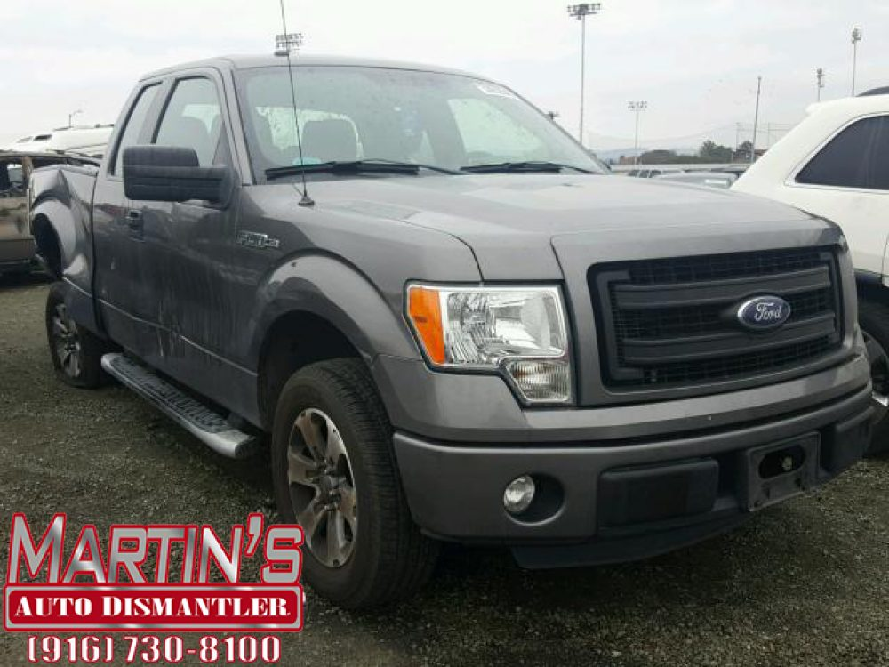 2014 Ford F150 Super CAB