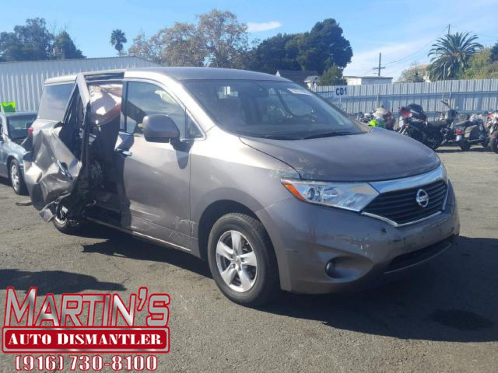 2015 Nissan Quest S (FOR PARTS)