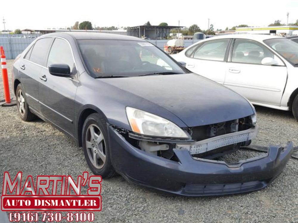 2005 Honda Accord Hybrid (FOR PARTS)