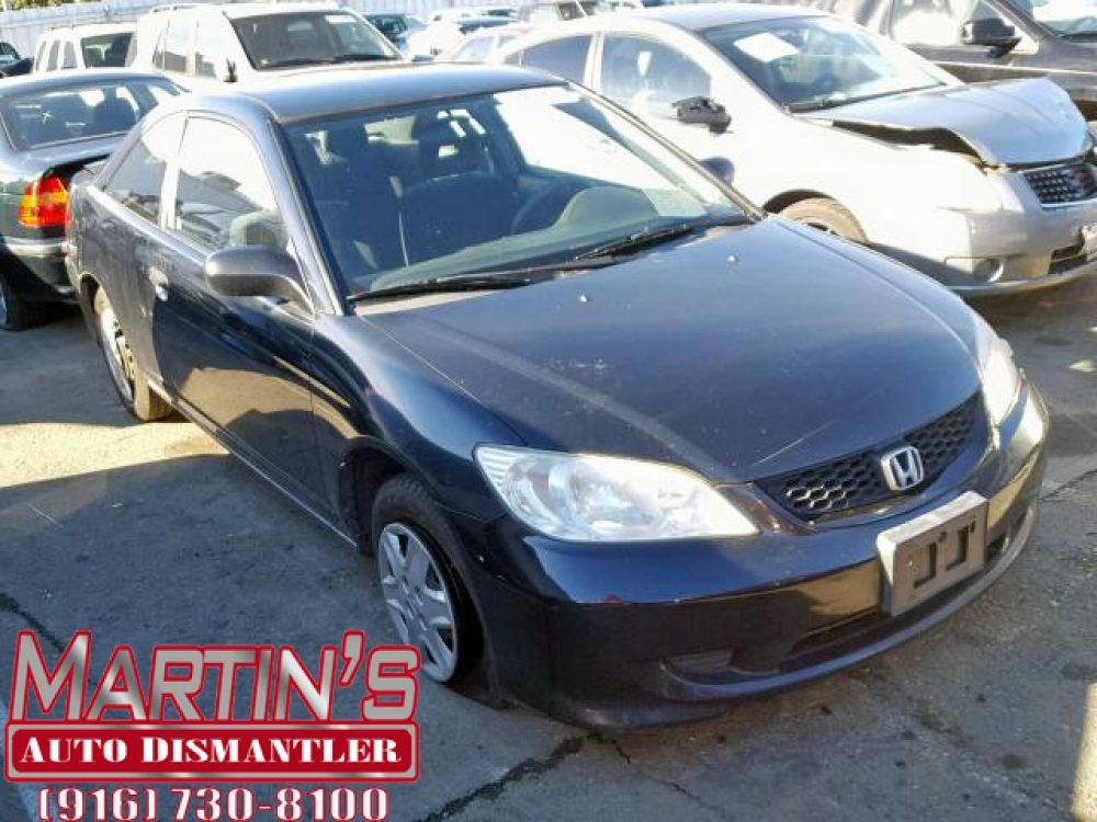 2005 Honda Civic DX VP (FOR PARTS)
