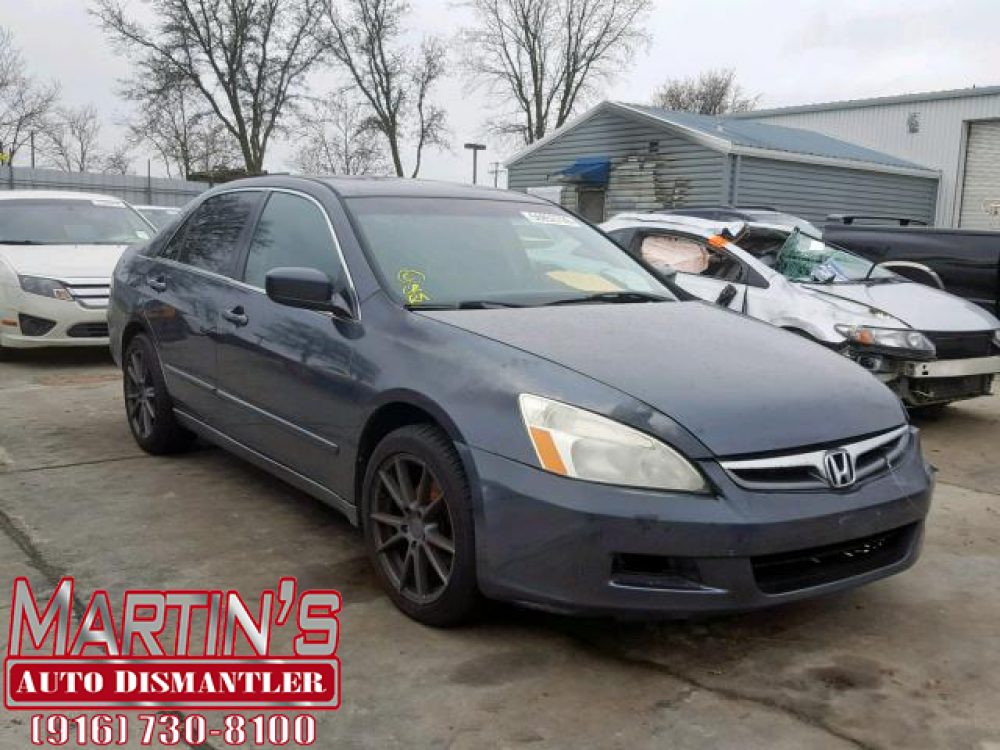 2007 Honda Accord SE (FOR PARTS)