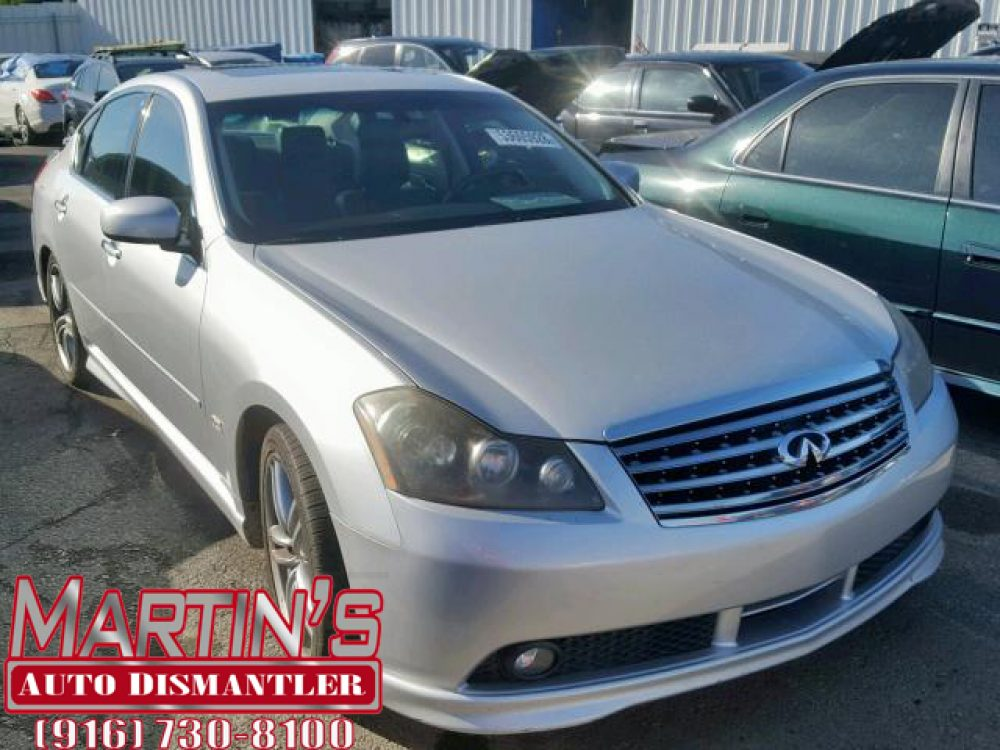 2006 Infiniti M35 Base (FOR PARTS)
