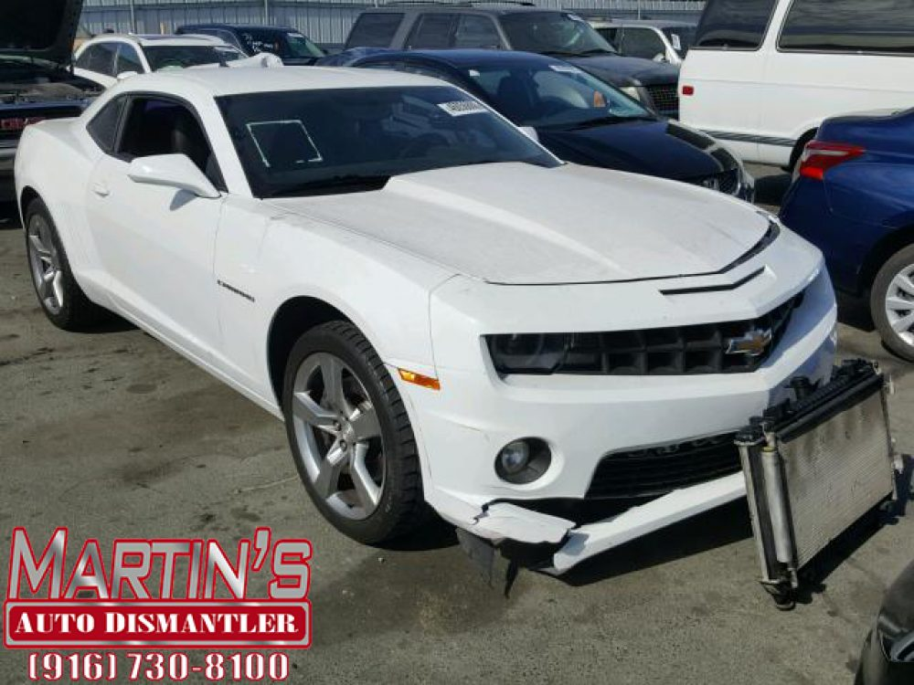 2011 Chevrolet Camaro 2SS (FOR PARTS)