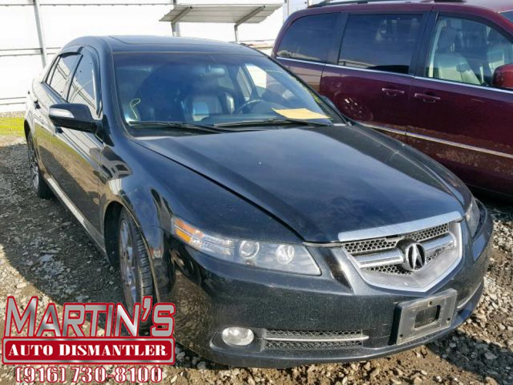 2008 Acura TL Type S (FOR PARTS)