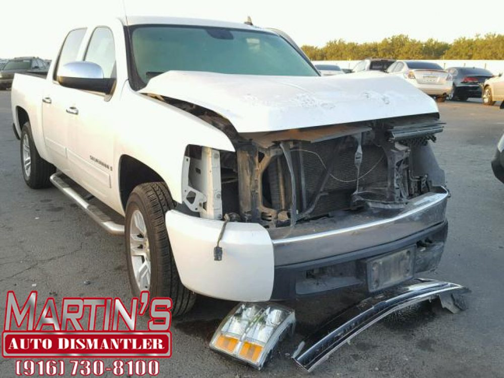 2007 Chevy Silverado c1500 (FOR PARTS)