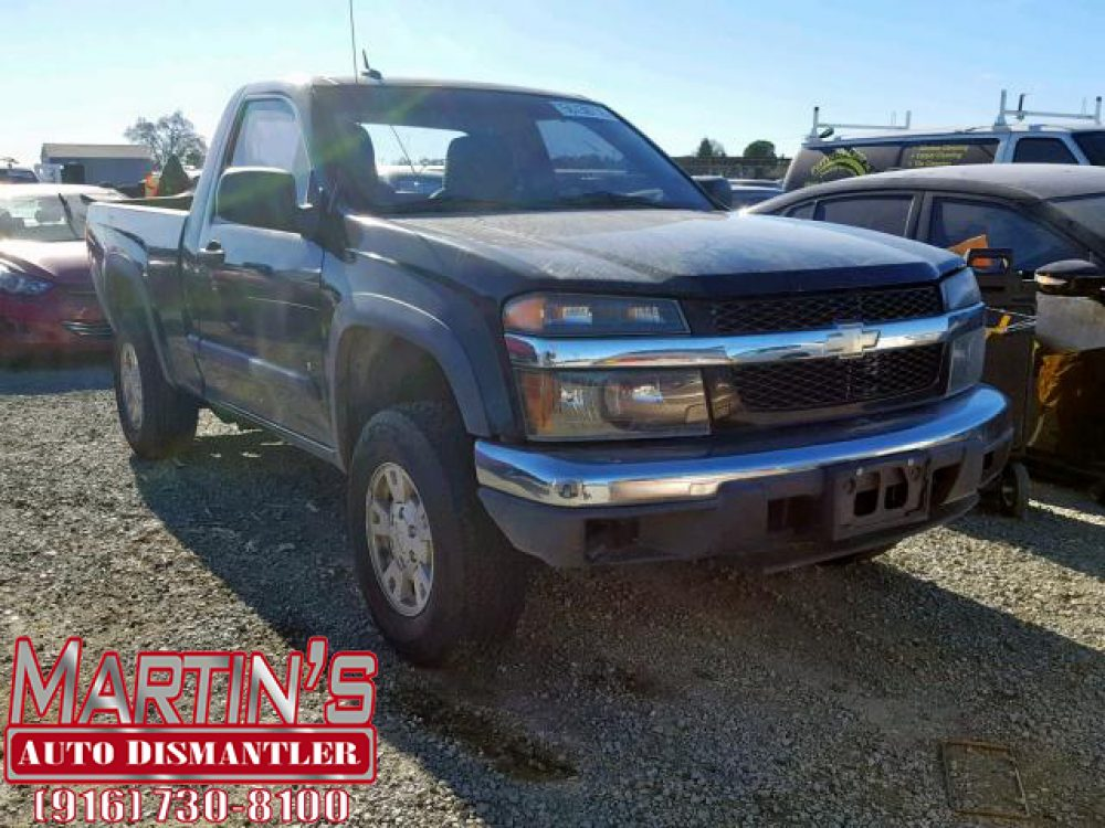 2008 Chevrolet Colorado (FOR PARTS)
