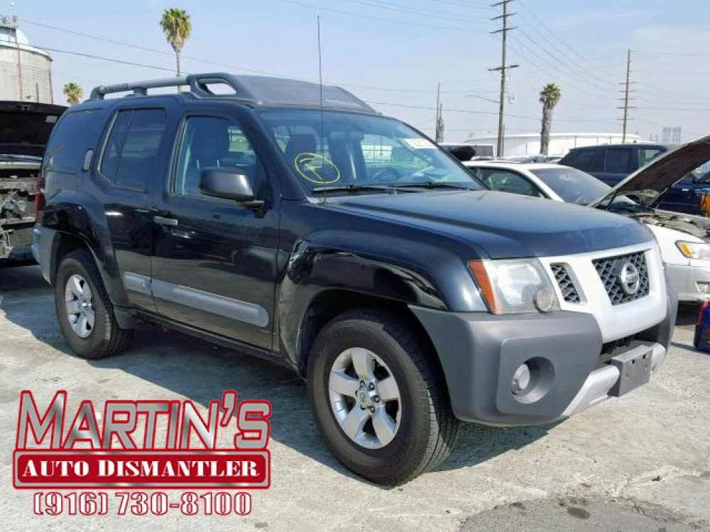 2011 NISSAN XTERRA OFF ROAD