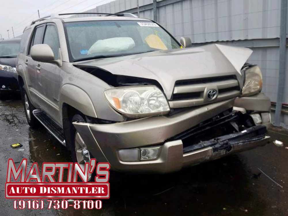 2004 Toyota 4Runner Limited (FOR PARTS)
