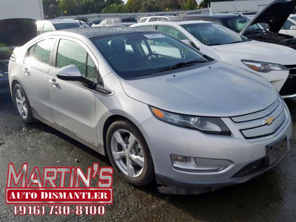2012 Chevrolet Volt (FOR PARTS)