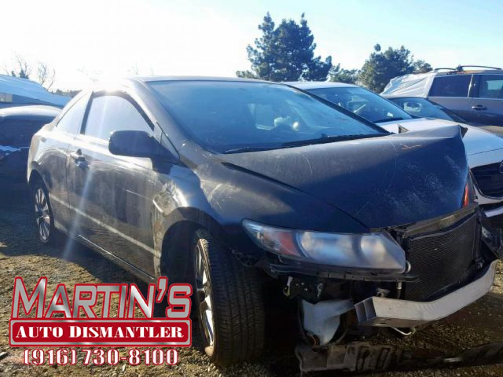 2009 HONDA CIVIC EX  (FOR PARTS)