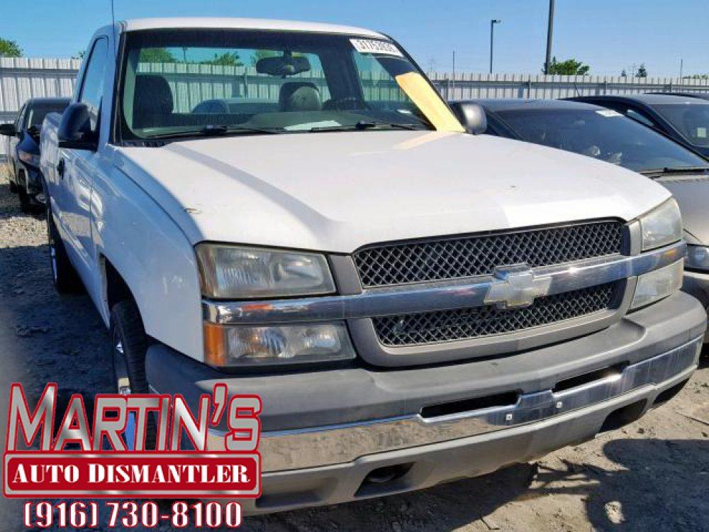 2014 Chevrolet Silverado k1500 (FOR PARTS)