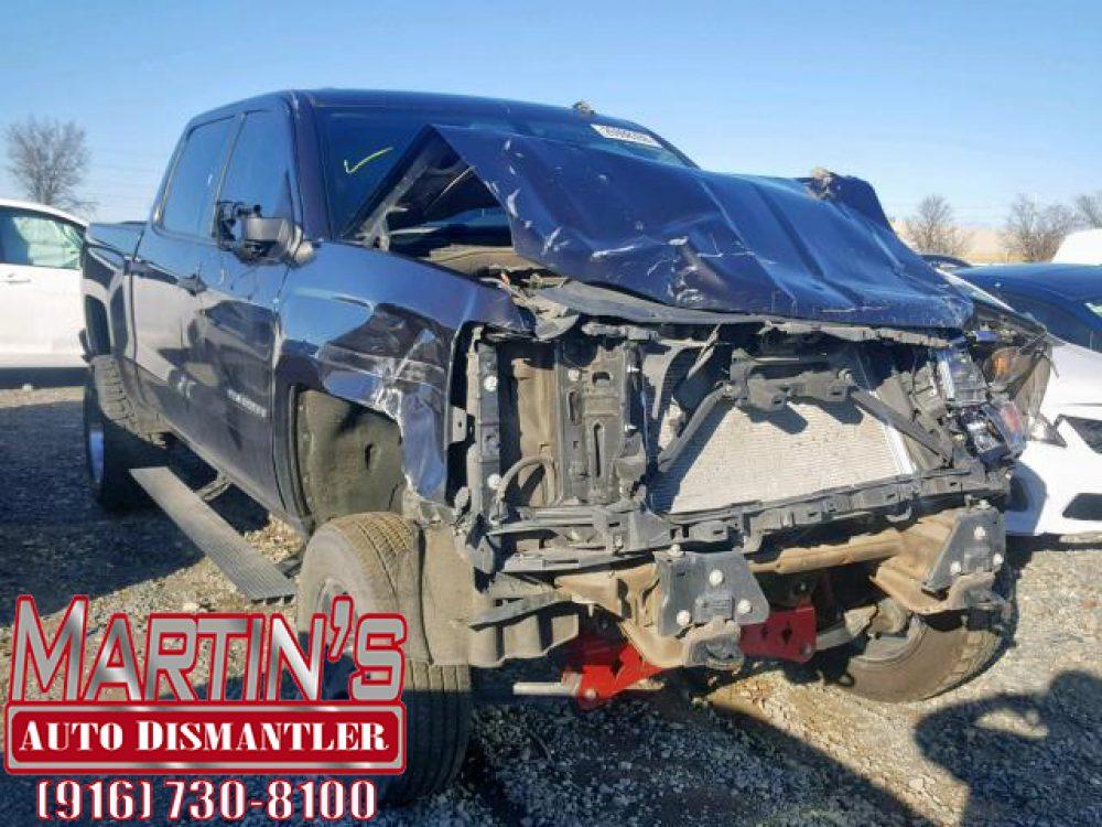 2014 Chevrolet Silverado k1500 LT