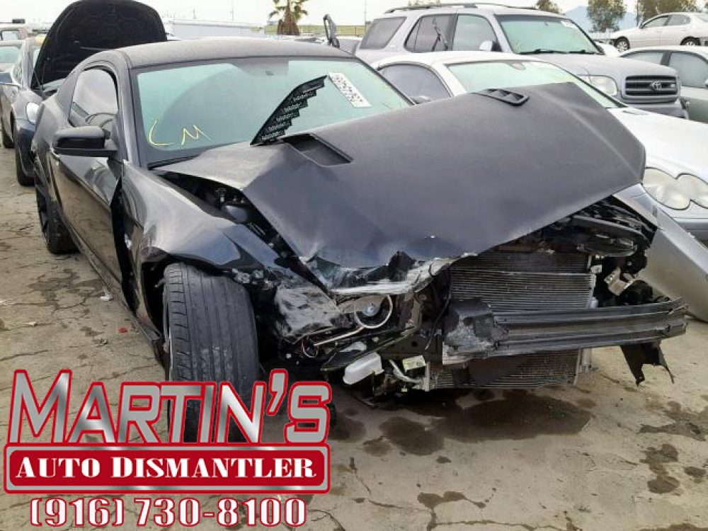 2014 Ford Mustang GT (FOR PARTS)