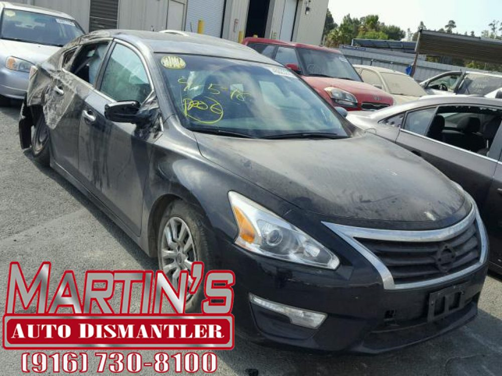 2015 Nissan Altima 2.5 (FOR PARTS)