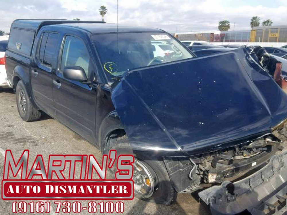 2012 Nissan Frontier S (FOR PARTS)
