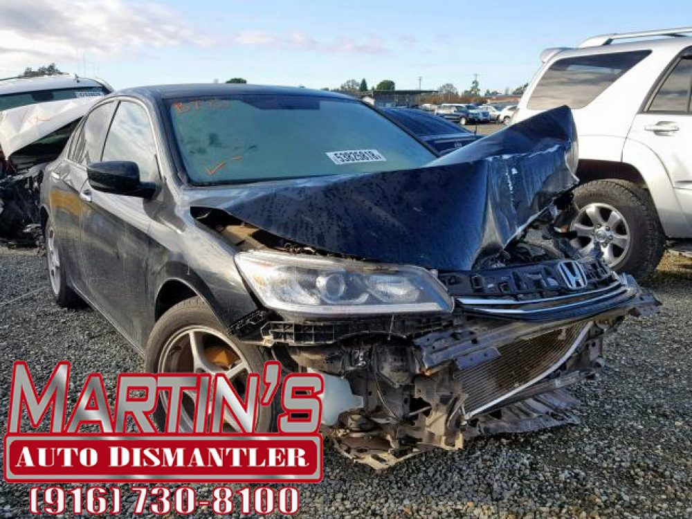 2016 Honda Accord LX (FOR PARTS)