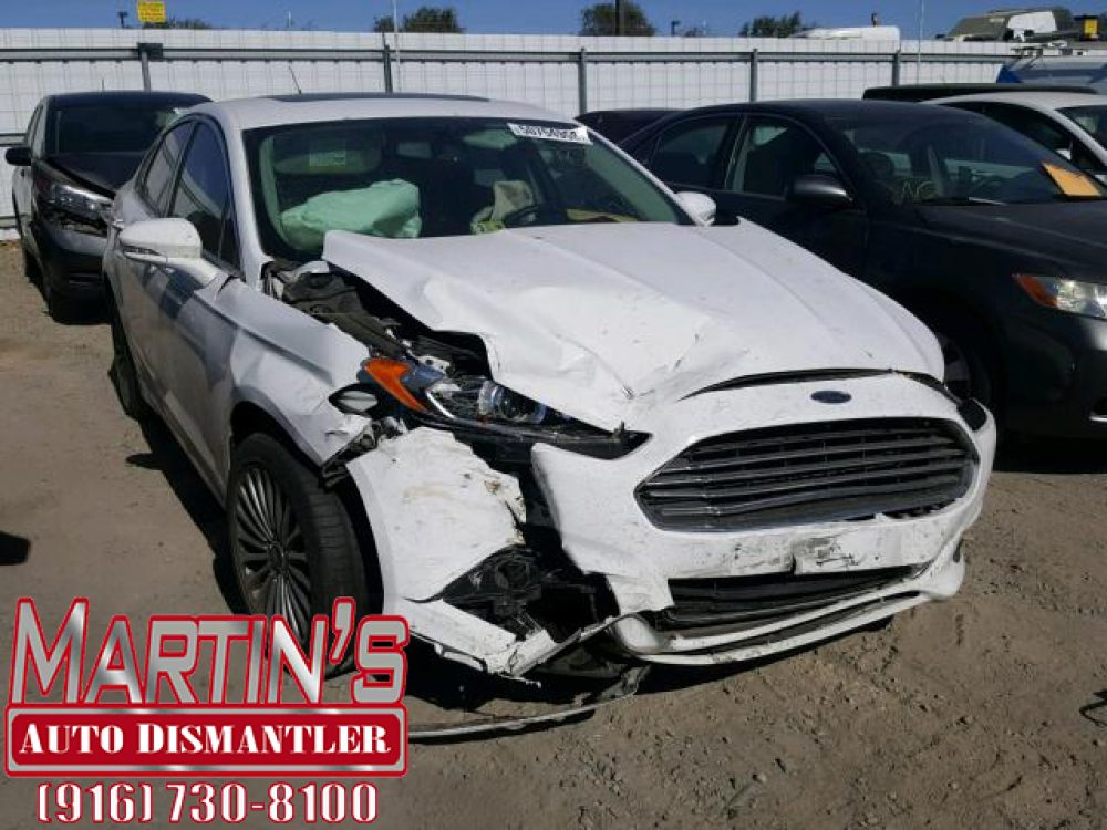 2014 Ford Fusion Titanium (FOR PARTS)