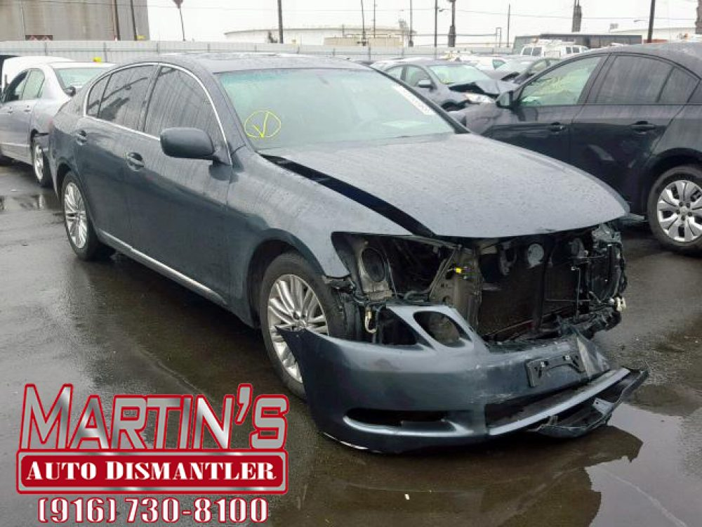 2006 Lexus GS  300 (FOR PARTS)