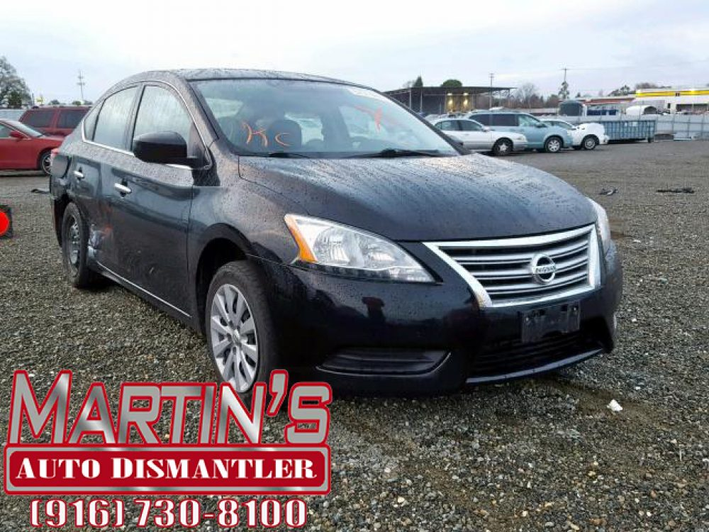 2014 Nissan Sentra S (FOR PARTS)