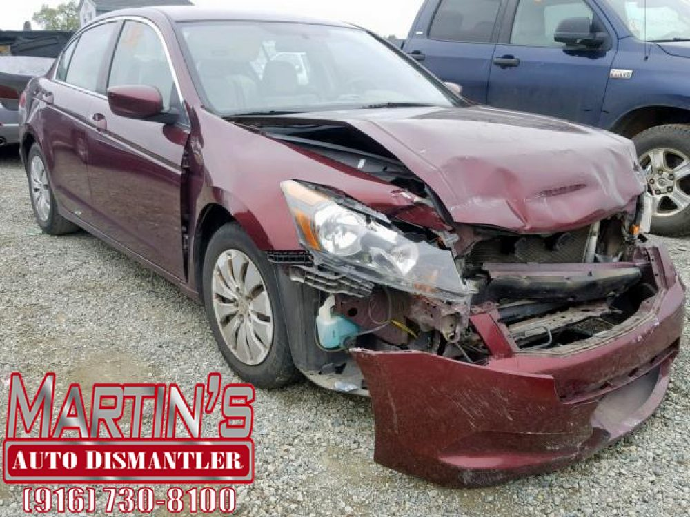 2009 Honda Accord LX (FOR PARTS)