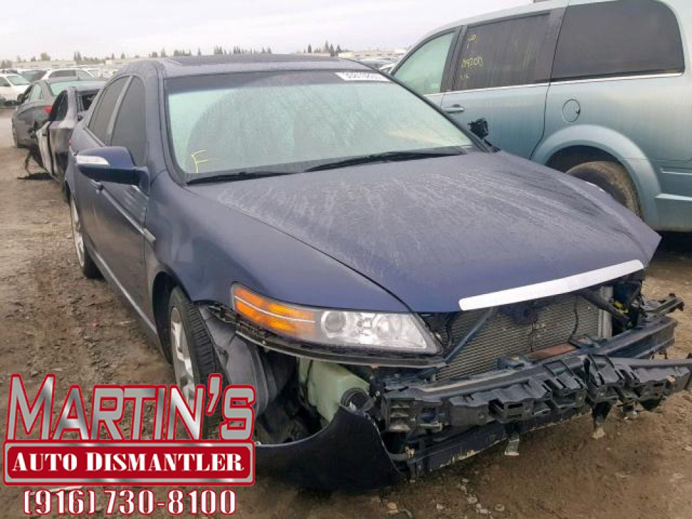 2008 Acura TL (FOR PARTS)