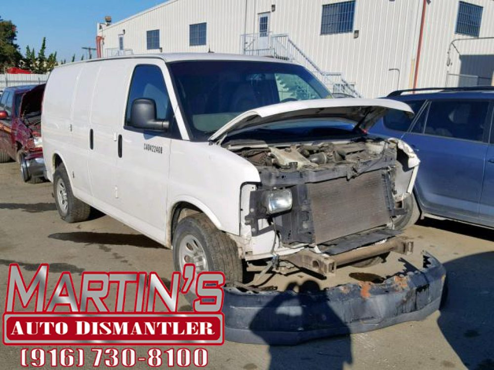 2009 Chevrolet Express G1500 (FOR PARTS)