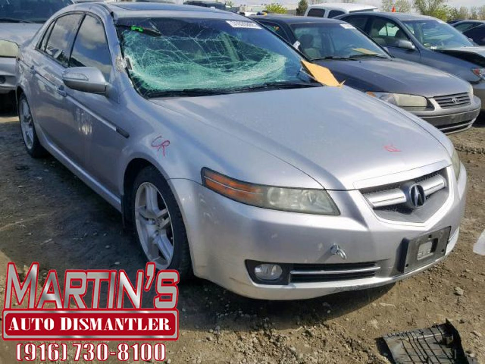 2007 Acura TL (FOR PARTS)