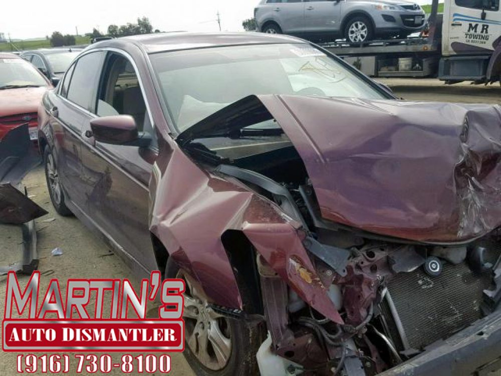 2008 HONDA ACCORD LXP  (FOR PARTS)