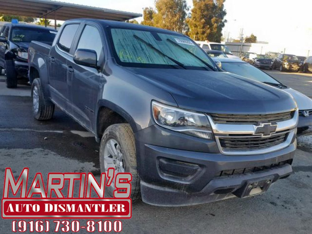 2016 Chevrolet Colorado LT (FOR PARTS)