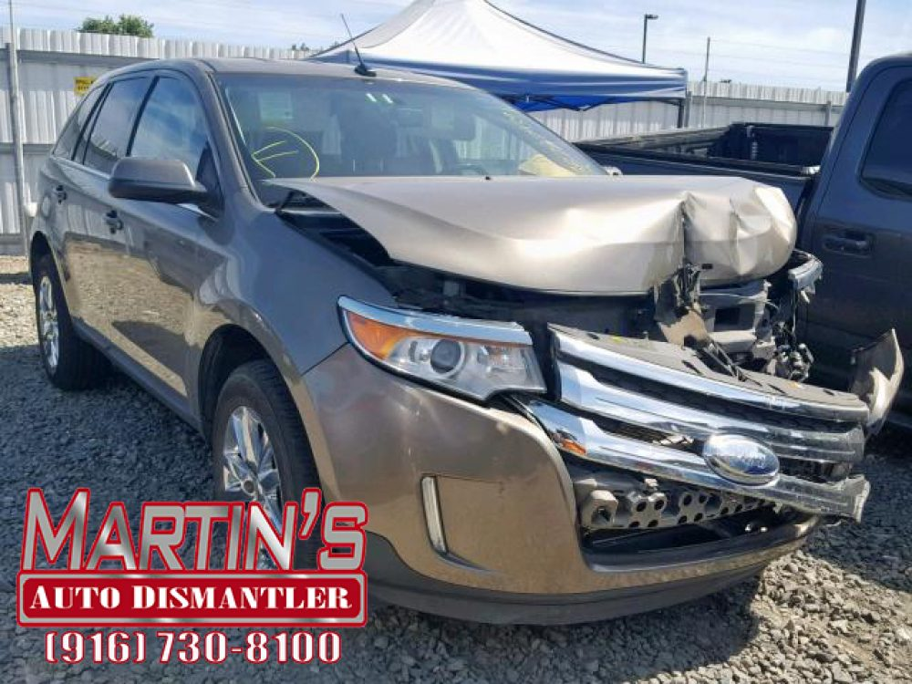 2013 Ford Edge Limited (For Parts)