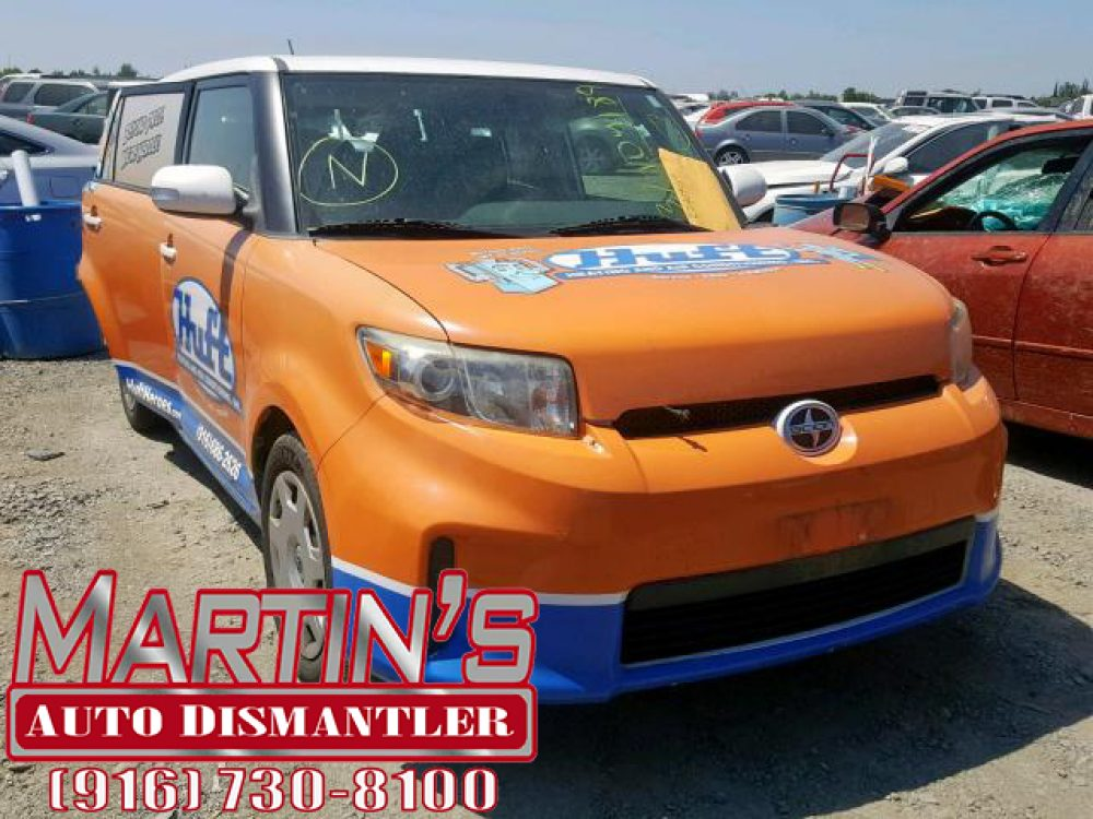 2012 Toyota Scion XB  (FOR PARTS)