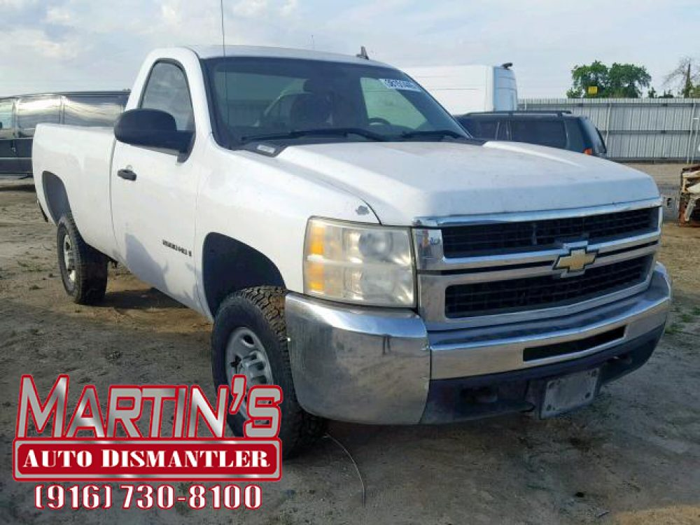 2007 Chevrolet Silverado C2500 Heavy Duty (FOR PARTS)