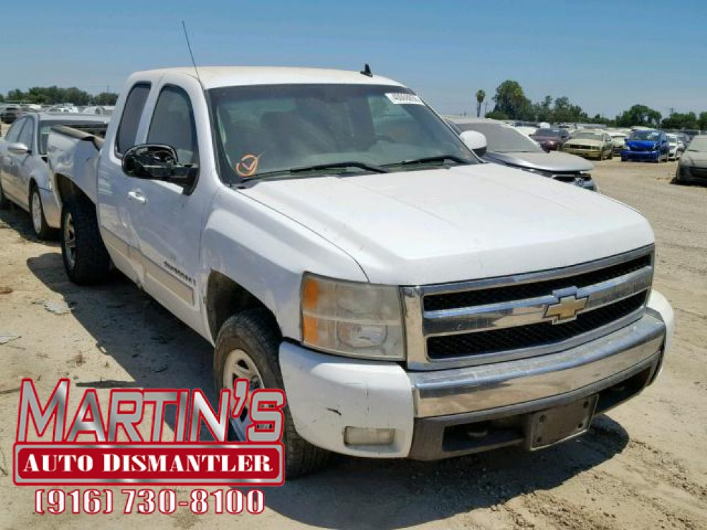 2008 Chevy Silverado C1500  (FOR PARTS)
