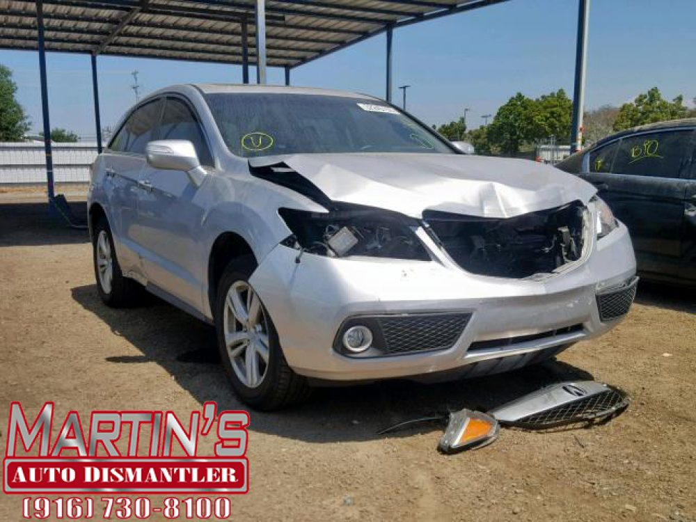 2014 Acura RDXTechnology (FOR PARTS)