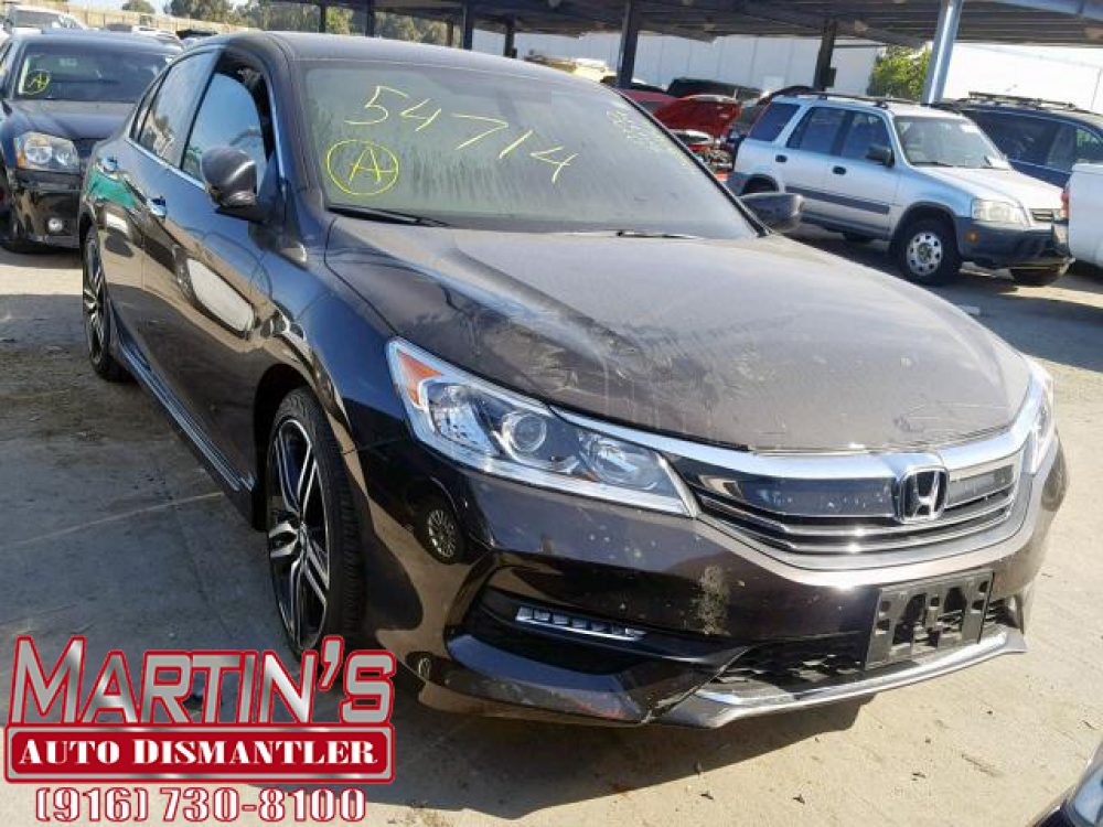 2017 Honda Accord Sport Special Edition (FOR PARTS)