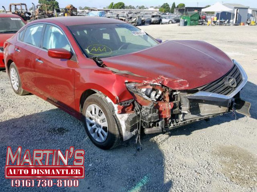 2016 Nissan Altima 2.5 (FOR PARTS)