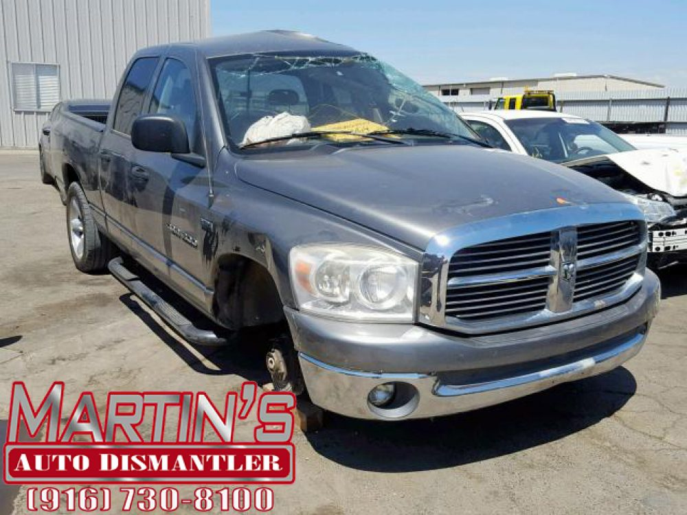2007 Dodge Ram 1500 ST (FOR PARTS)
