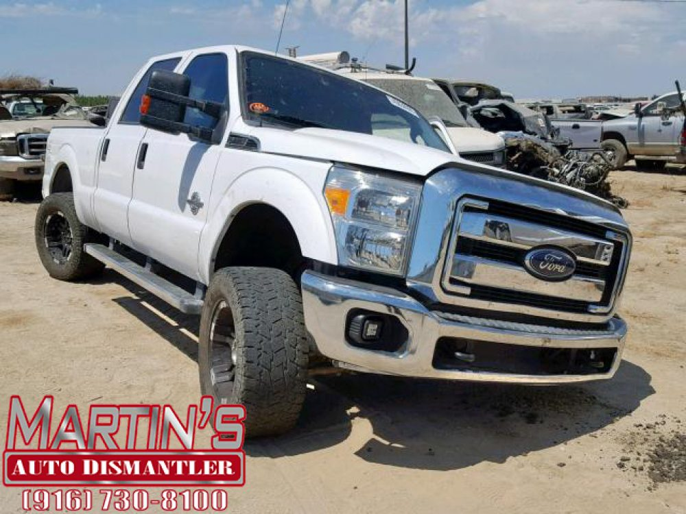 2013 Ford F250 Super Duty (FOR PARTS)