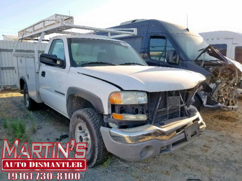 2003 GMC Sierra c2500 Heavy Duty (FOR PARTS)