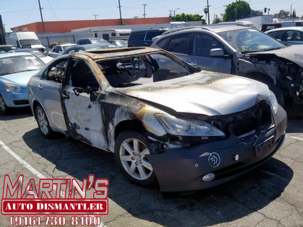 2007 Lexus ES 350 (FOR PARTS)
