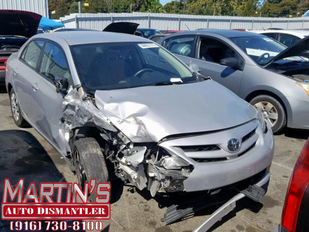 2012 Toyota CorollaBase (FOR PARTS)
