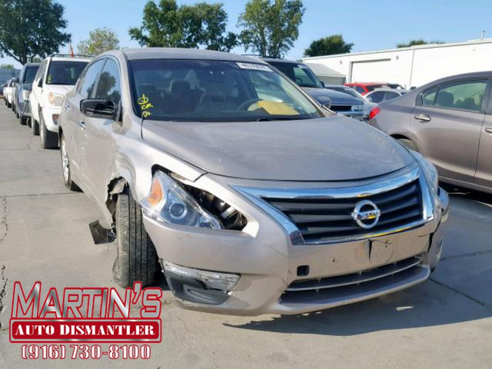 2014 Nissan Altima 2.5 (FOR PARTS)