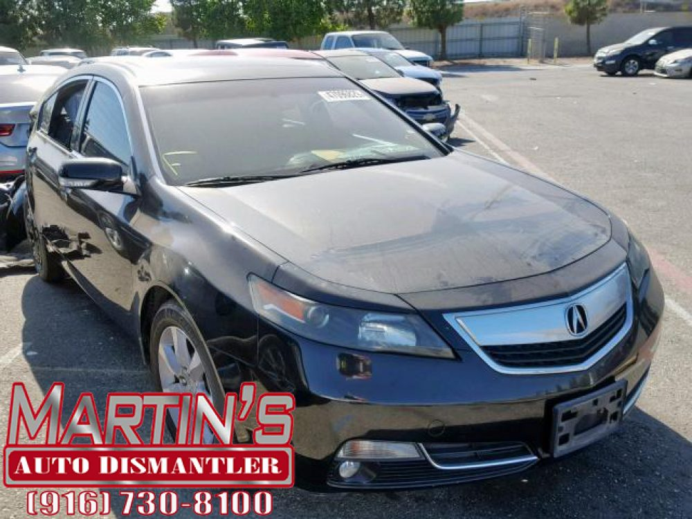 2013 Acura TL Tech (FOR PARTS)