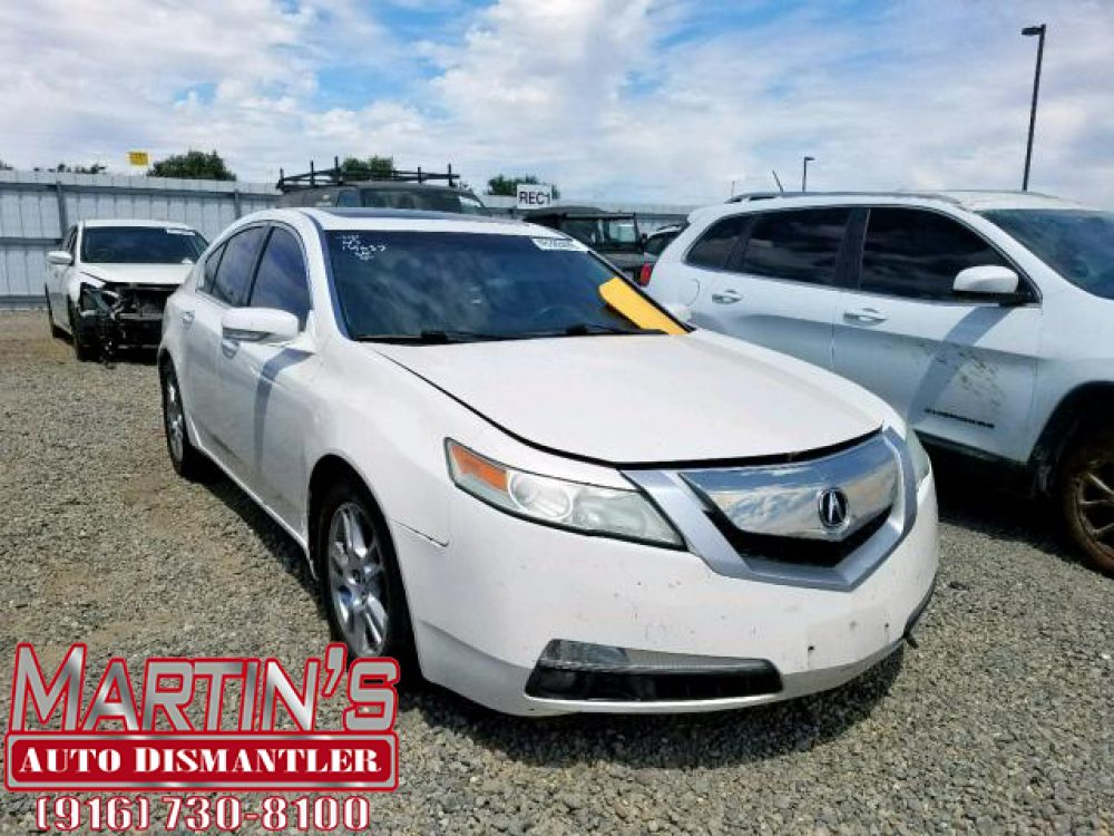 2009 Acura TL (FOR PARTS)