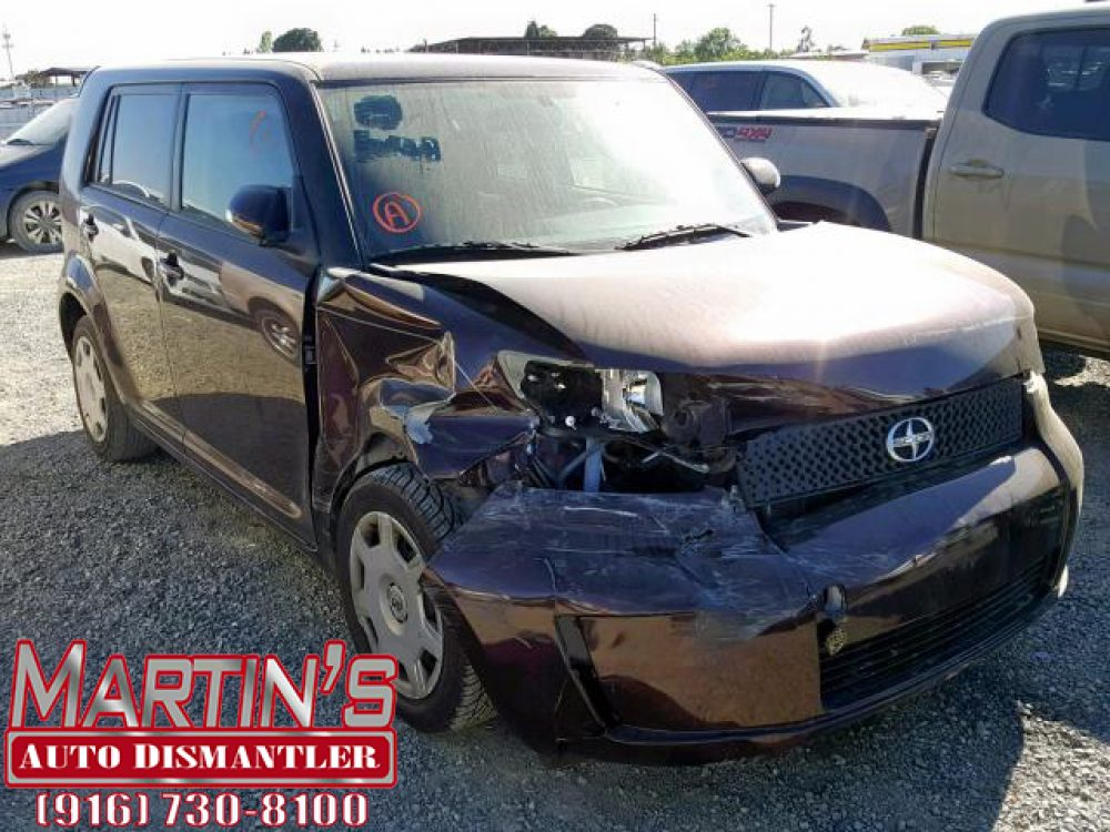 2008 Toyota Scion XB (FOR PARTS)