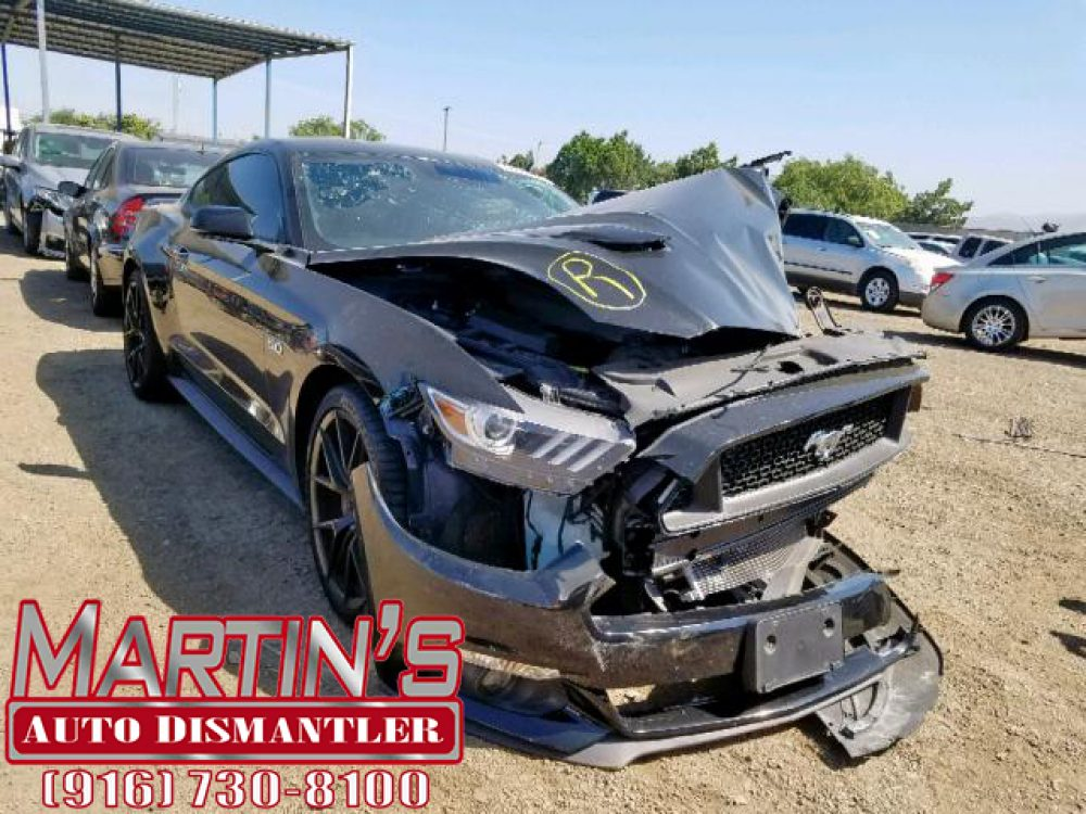 2016 Ford Mustang GT (For Parts)
