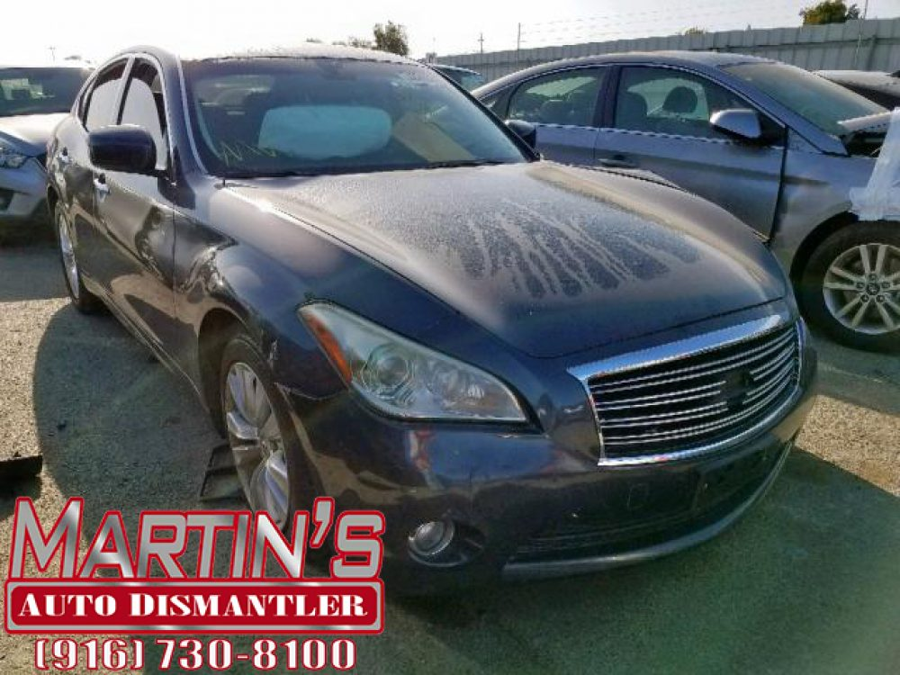 2011 Infiniti M37 (For Parts)